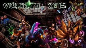 VulcLAN 2015 wallpaper