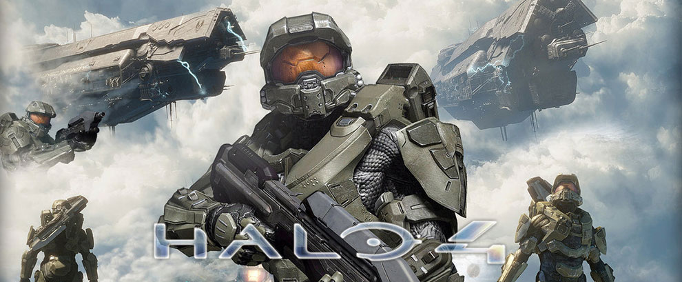 Halo 4 on Xbox One