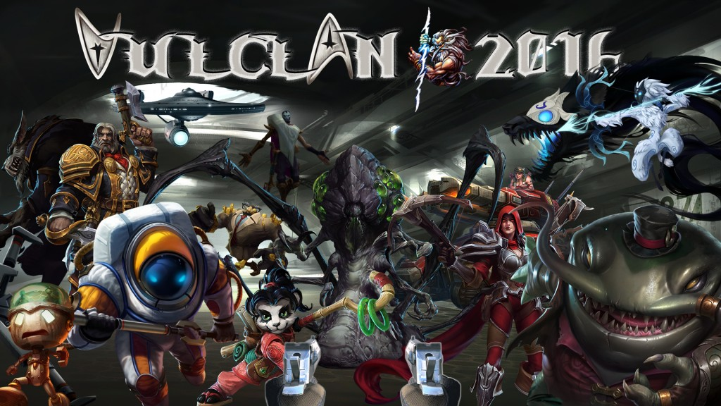 VulcLAN 2016 Wallpaper