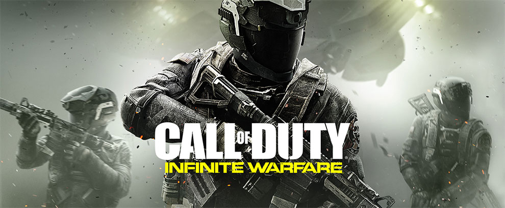 Call of Duty Infinite Warfare on Xbox One