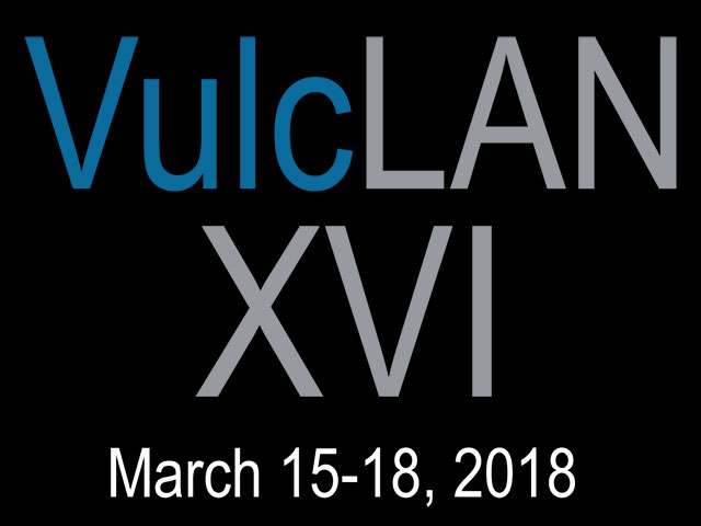 VulcLAN XVI