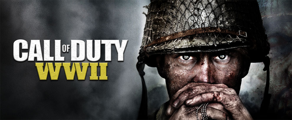 Call of Duty WW2 on Xbox One